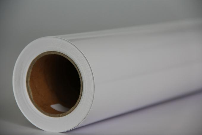 Premium Waterproof RC Inkjet Glossy Photo Paper 30M For Micro - Piezo Head Pigment Inks Printing