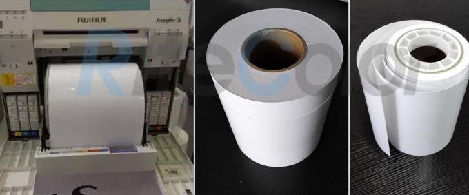 RC Coating 240GSM Drylab Minilab Photo Paper for Noritsu / Epson