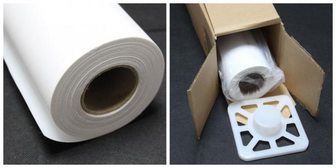 stretched polyester canvas rolls waterproof matte inkjet digital
