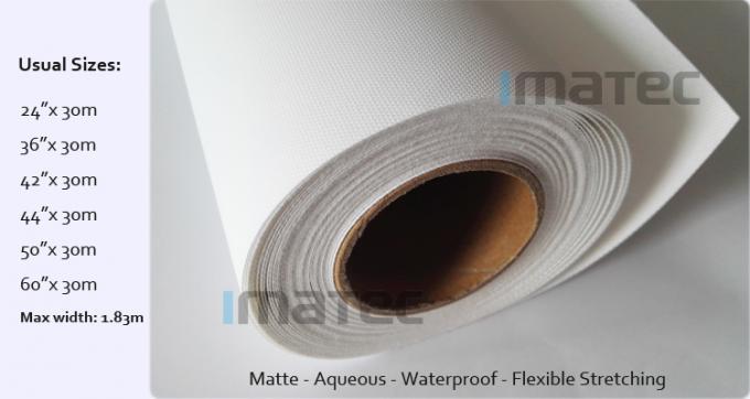fine art inkjet canvas printing plotters printing 260gsm matte