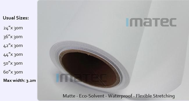 380g Fine Art Eco Solvent Media Cotton Canvas Printable Solvent Inkjet Canvas Rolls