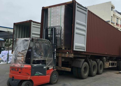 Congratulations, Imatec three 40HQ Containers successfully leaving factory today.