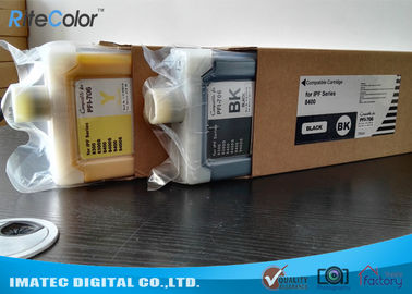 China Replacement Wide Format Inks PFI-706 Refillable Ink Tank Cartridges 700Ml supplier