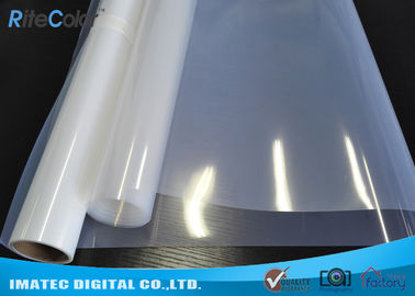 "China Translucent Positive Screen Printing Inkjet Film Roll 42"" 60"" Polyester Based supplier"