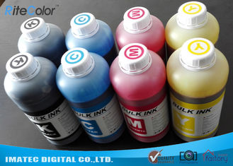 China Roland RE640 VS640i Printer Solvent Ink , Premium Dx7 Printhead Solvent Printing Ink factory