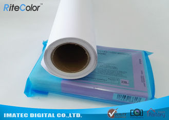 240 Micron Inkjet PP Synthetic Paper Photo Printing Water Based