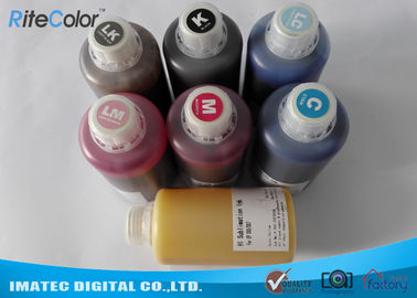 China Epson Roland Printers Dye Sublimation Ink / Disperse Heat Transfer Printing Ink factory