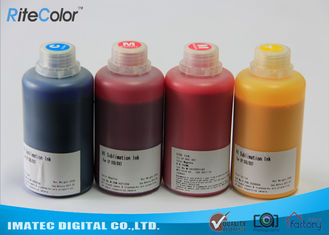 China 1 Liter Sharp Sublimation Printing Ink Compatible Piezoelectric Printhead Inkjet Epson Printers factory