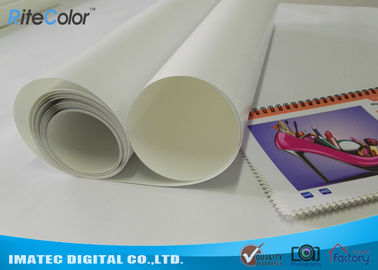 China 30M Eco Solvent Media RC Glossy Photo Paper For Roland Mimaki Printer supplier