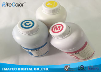 China Clogging - Free Eco Solvent Inks , Inkjet Digital Printing Ink Scratch Proof factory