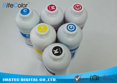 China One Liter Waterbased Dye Sublimation Printer Ink For Epson / Roland / Mimaki Printers factory