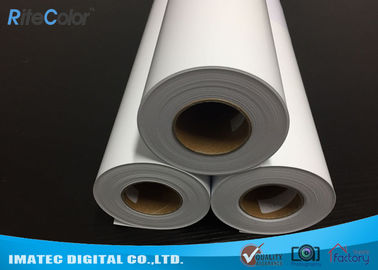 China Premium White Glossy Resin Coated Photo Paper For Large Size Photo Printing factory