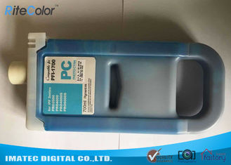 China Canon Pro 4000 4000s Compatible Printer Cartridges 700ml With Chips Pfi - 1700 factory