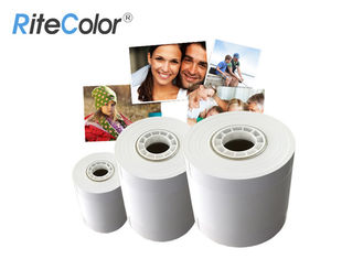 China Professional cheap RC digital glossy photo paper for fuji minilab supplier