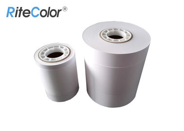 China 240gsm Inkjet Printable Glossy Photo Paper Roll For Epson SureLab D700 factory