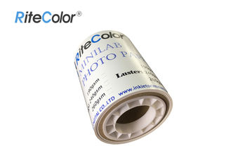 China Resin Coated Minilab Photo Paper Digital Inkjet Printing For Epson L800 factory