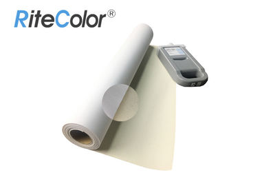 Waterproof Inkjet 100% Pure Cotton Art Canvas Rolls For Digital Printing