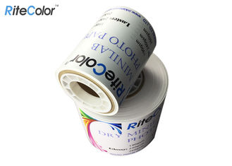 Minilab Dry Glossy Luster Satin Inkjet Photo Paper In 190g 240g 260g