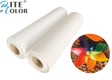 Pigment Dye Inks Inkjet Cotton Canvas Waterproof Matte Surface 360gsm