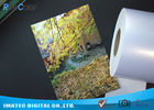 China High Glossy Metallic Inkjet Media Supplies 260gsm Resin Coated Inkjet Photo Paper company