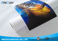China Glossy Latex Photo Paper 230 Gram , Latex Media Roll Paper Resin Coated factory