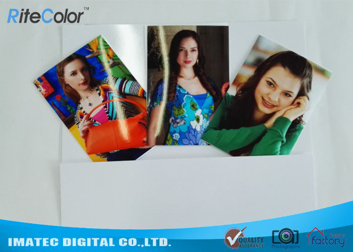 Dye Ink Printing A4 Double Sided Glossy Inkjet Photo Paper
