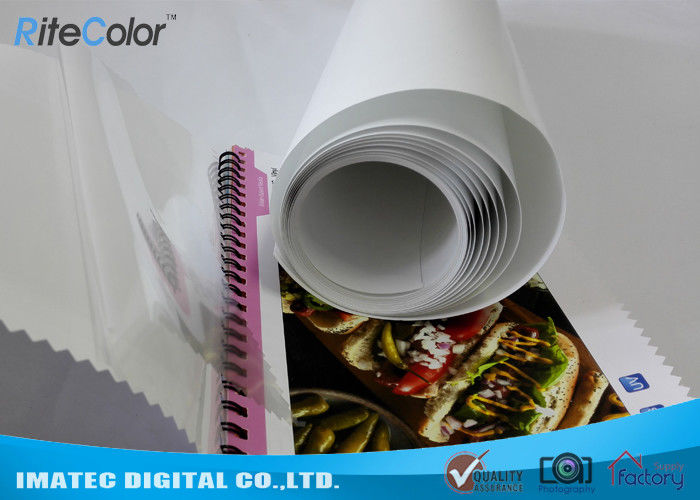 Eco Solvent Pp Synthetic Paper Adhesive Matte