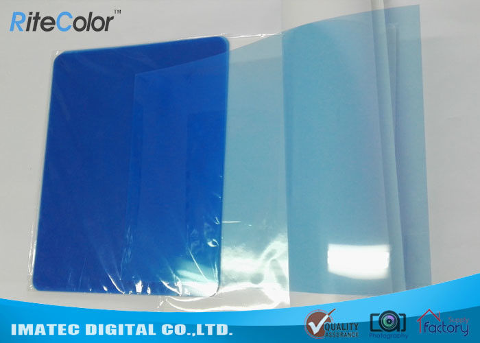CR CT Printing Medical Imaging Film , PET Blue X Ray Film Material supplier