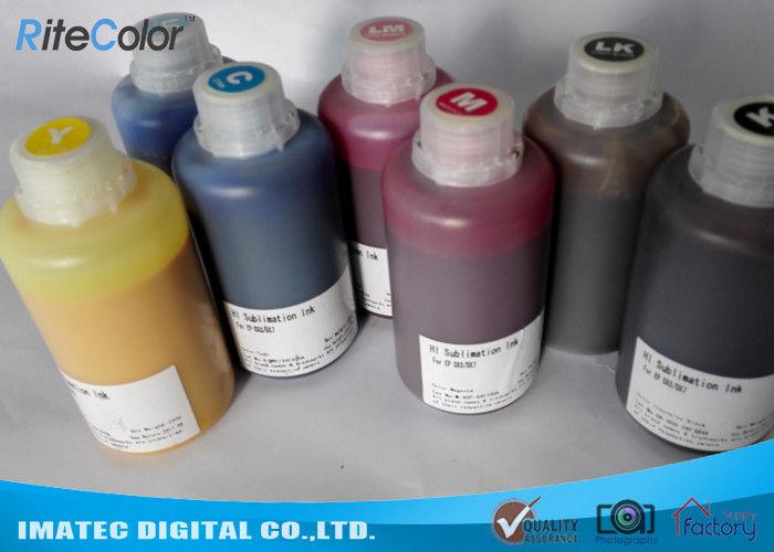 Epson Roland Printers Dye Sublimation Ink / Disperse Heat