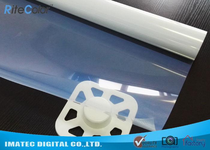 Transparent Waterproof Positive Inkjet Film Silk Screen