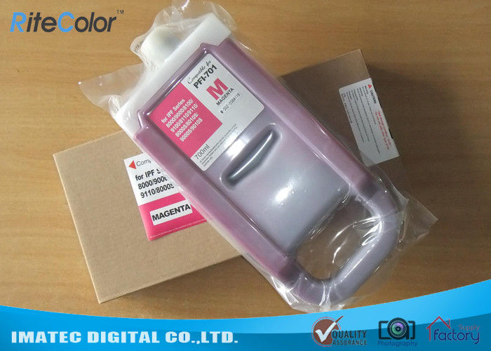 COMPATIBLE INK CARTRIDGE FOR CANON PFI-706 Grey PIGMENT IPF 8400 9400