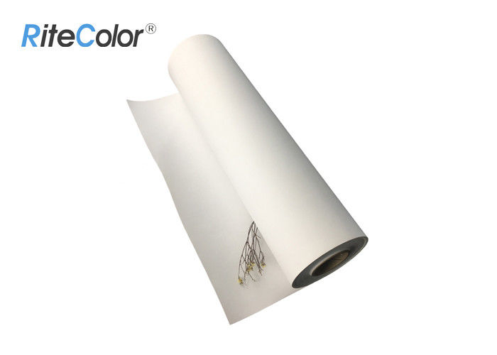 "Matte Inkjet Printing Polyester Canvas Roll 600d Eco Solvent 24"" 36"""
