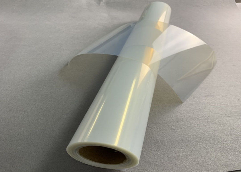 Milky Transparent Inkjet Screen Printing Film For Positive Screen Printing