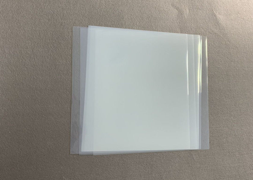Water Based Positive Inkjet Screen Printing Film With Milky Transparency