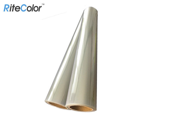 Waterproof Eco Solvent Translucent Polyester Film For Plate