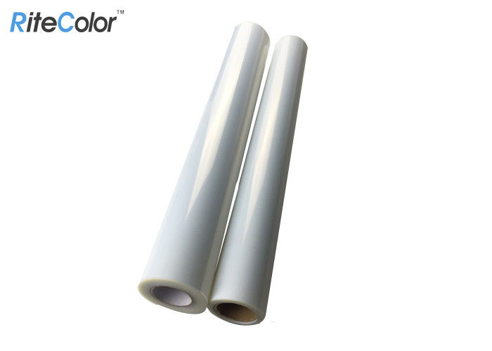 Screen Printing Milky Translucent Polyester Film Roll