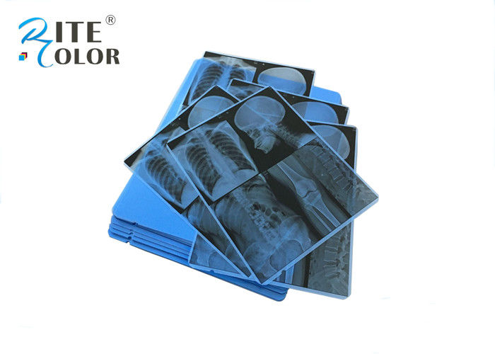 Medical Blue Sensitive X Ray Film PET Material For Image Inkjet Printing