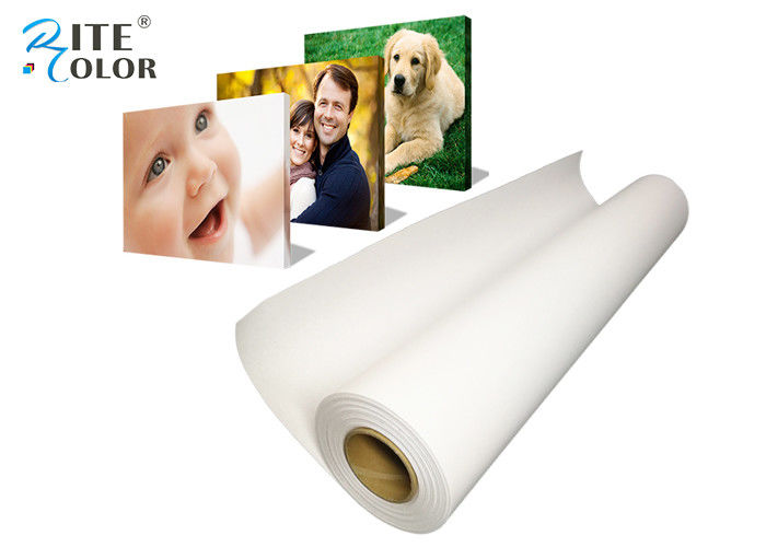 360gsm Matt Pigment Inkjet Cotton Canvas