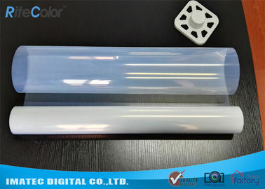China Rigid Aluminium Clear Inkjet Film Positives For Screen Printing Water Resistant factory