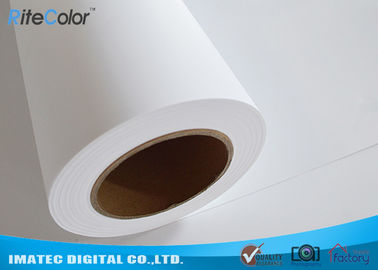 China Self Adhesive PP Synthetic Paper 7 Mil , PP Matte Sticker Paper For Banners distributor