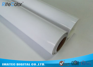 China Pigment Coating Paper With Resin  Large Format 240 Gram Anti Wipping distributor