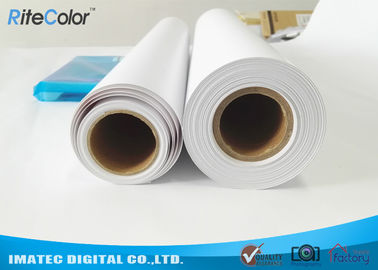 China Ultra Premium Luster Inkjet Photo Paper Roll 270gsm Super White for Aqueous Ink distributor