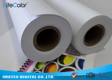 China Inkjet Matte PP Synthetic Paper , Poster Tear resistant Paper 8mil Thickness distributor