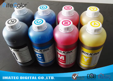 China TFP Printhead Sublimation Printer Ink , Epson / Mimaki Printers Dye Sub Ink 1 Liter distributor