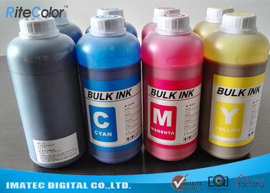 China DX4 Printheads Odorless Eco Solvent Inks Outdoor Signage Display Printing distributor