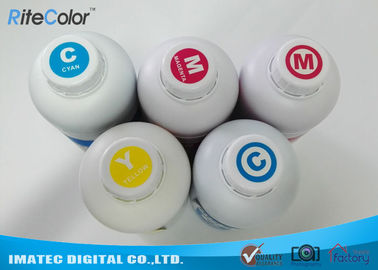 China Durable Mimaki Eco Solvent Inks ,  One Liter Odorless Solvent Based Inkjet Ink factory