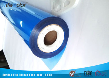 China Blue Sensitive Medical Imaging Film 215 Micron Inkjet Medical X Ray PET Film Rolls distributor