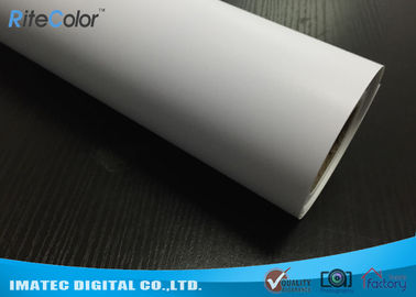 China Water Resistance 260gsm Eco Digital Media , White RC Microporous Luster Photo Paper distributor