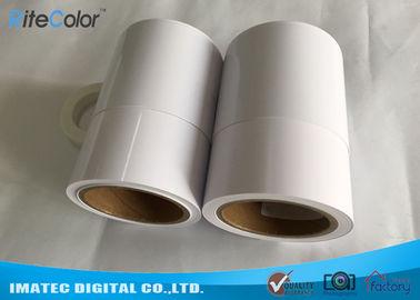 "China Waterproof 240gsm RC Glossy Minilab Inkjet Photo Paper Roll 4"" 6"" 8"" distributor"