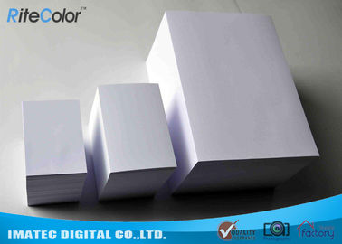 China 180gsm Inkjet Printing Cast Coated Photo Paper in A4 4R Sheets High glossy distributor